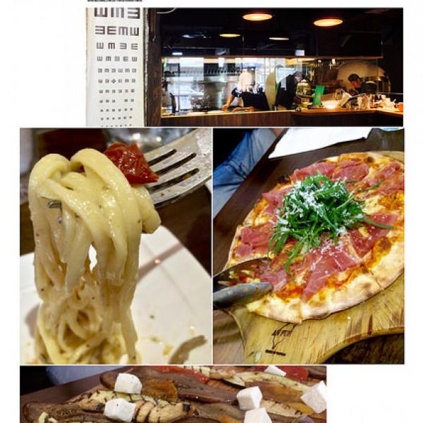 台北市 美食 餐廳 異國料理 義式料理 Vitalita義式廚房