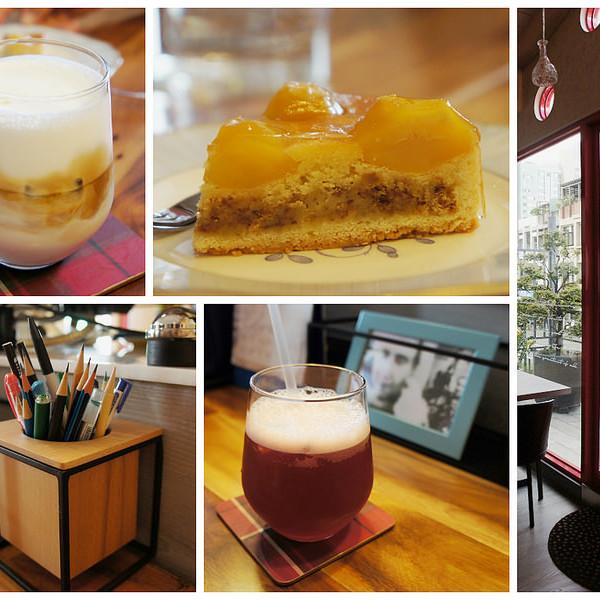 高雄市 餐飲 咖啡館 Café d'Amour 暮慕咖啡