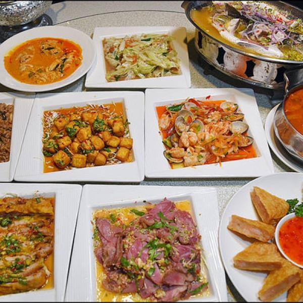 台中市 餐飲 泰式料理 泰華泰式料理