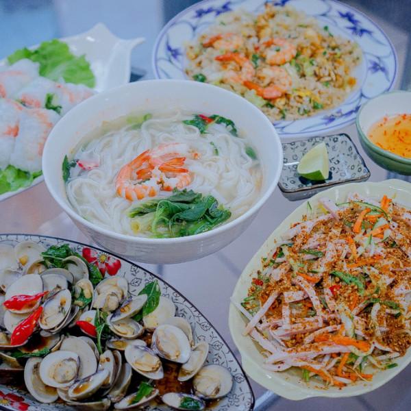 新北市 餐飲 多國料理 其他 越南南北美食館