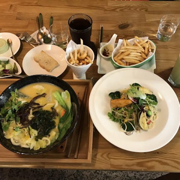 新北市 餐飲 多國料理 其他 法諾米咖啡蔬食廚房
