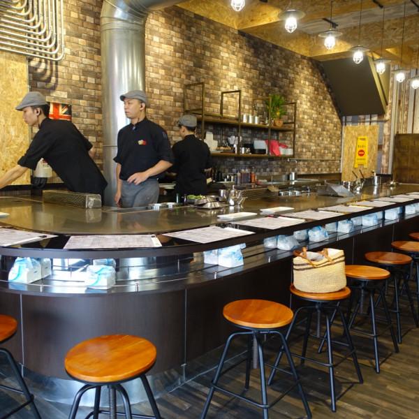 台中市 餐飲 燒烤‧鐵板燒 鐵板燒 金燄鐵板燒