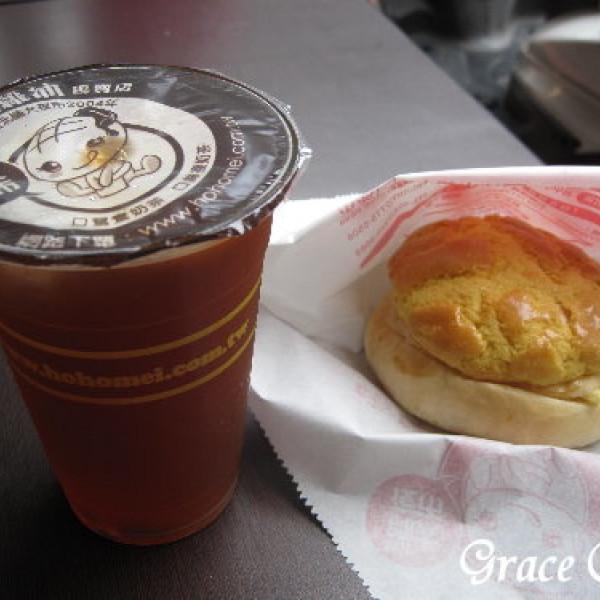 台北市 餐飲 台式料理 好好味冰火菠蘿油(忠孝店)