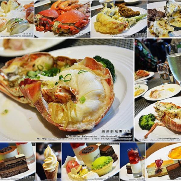 高雄市 餐飲 吃到飽 國賓大飯店 i River愛河牛排海鮮自助餐廳