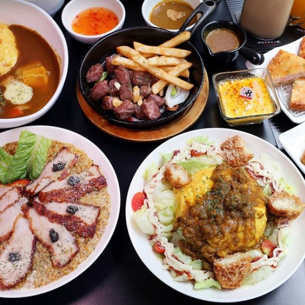 台中市 餐飲 多國料理 其他 MR.38咖哩傳奇人物-逢甲店