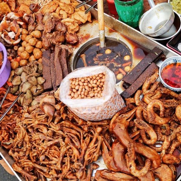 台南市 餐飲 台式料理 俊の滷味