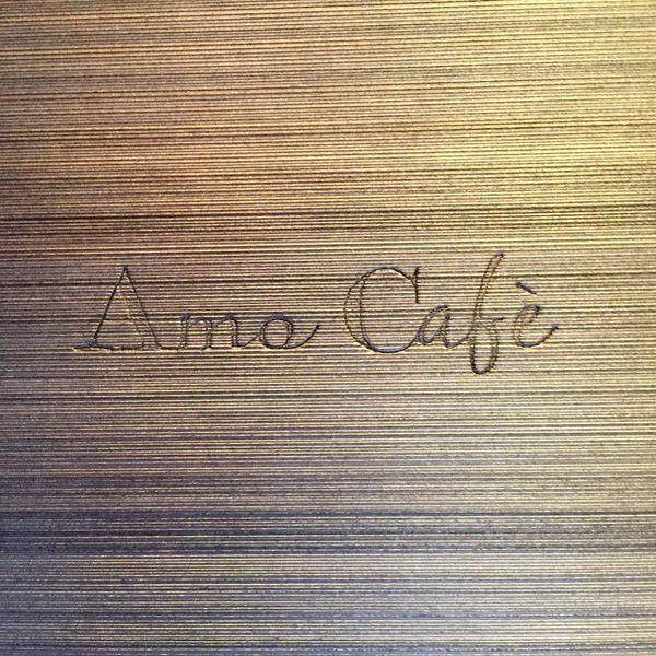 新北市 餐飲 茶館 Amo Cafe 阿默咖啡