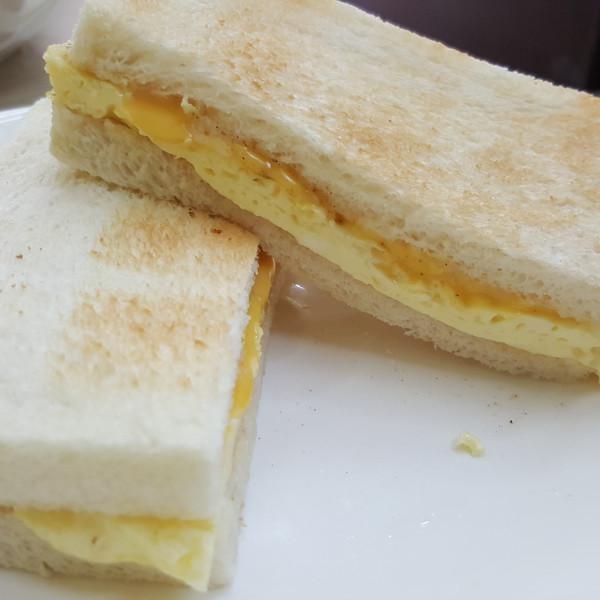 新竹縣 餐飲 早.午餐、宵夜 西式早餐 日光早餐三明治