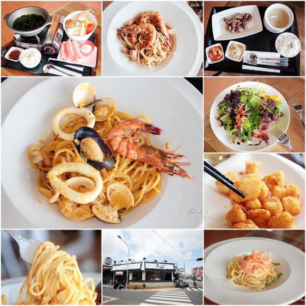 台南市 餐飲 義式料理 茶韻創意料理