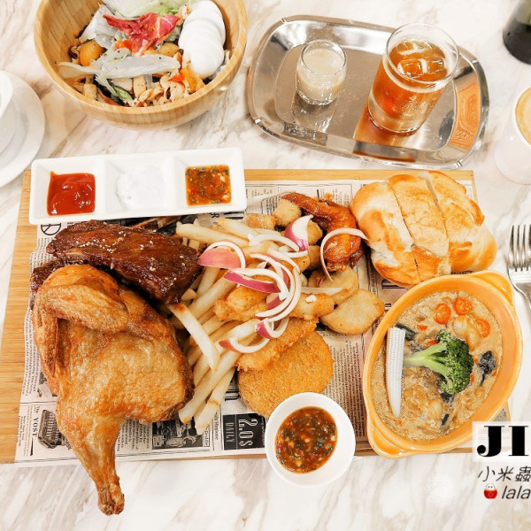 台北市 餐飲 咖啡館 JIIA家烘焙手作餐館