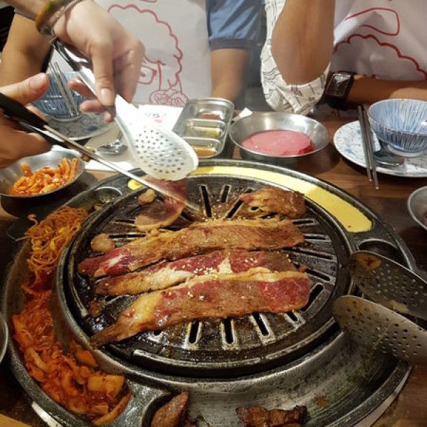 台北市 餐飲 燒烤‧鐵板燒 燒肉燒烤 滋滋咕嚕 쩝쩝꿀꺽 韓式烤肉專門3號店