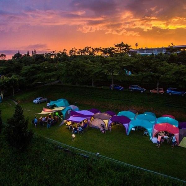 南投縣 觀光 休閒娛樂場所 玫花鹿露營區
