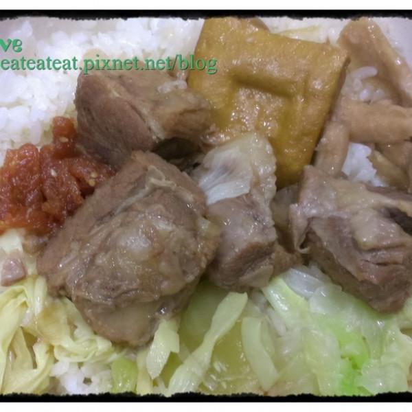 嘉義市 餐飲 台式料理 阿亮Q排~古早味小排骨飯