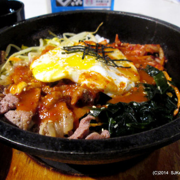 台北市 餐飲 韓式料理 「韓二寶」韓式料理慶城店