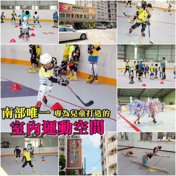 台南市 觀光 休閒娛樂場所 黃蜂體育教學城