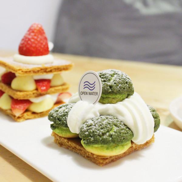 台北市 餐飲 咖啡館 OPEN WATER 海海洋菓