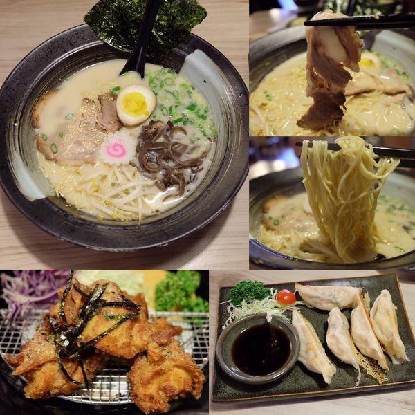 台中市 餐飲 日式料理 拉麵‧麵食 白鶴鬼拉麵.魅咖哩