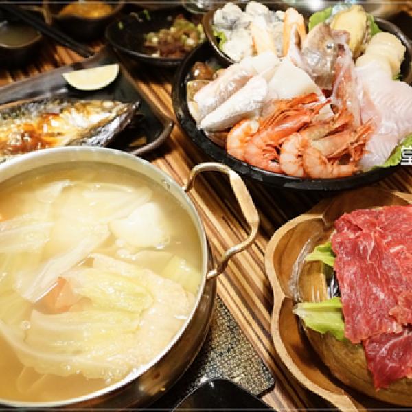 新北市 餐飲 鍋物 火鍋 堂口涮涮鍋.串燒