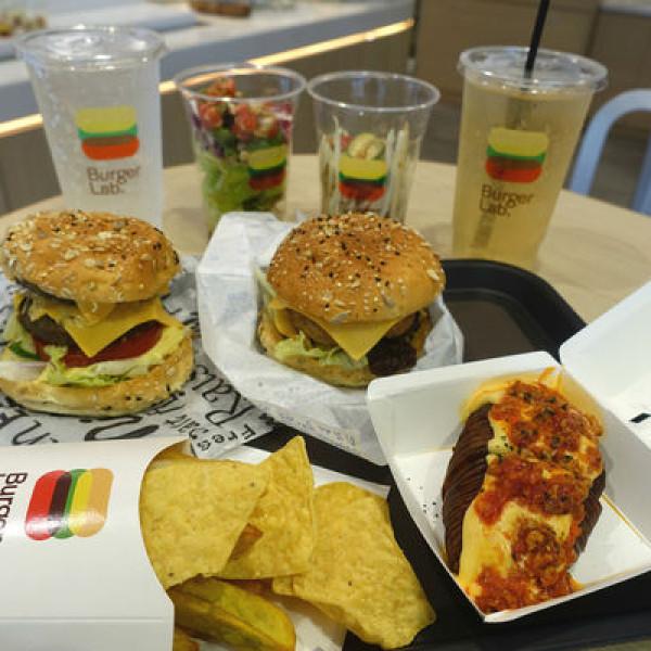 台北市 餐飲 美式料理 Burger Lab.漢堡研究室