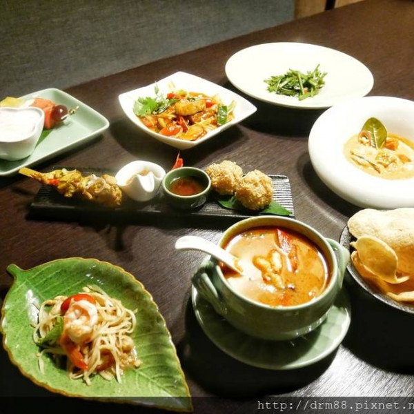 台北市 餐飲 泰式料理 香茅廚泰式餐廳