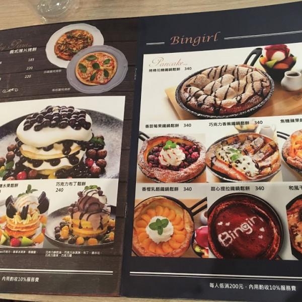 高雄市 餐飲 義式料理 冰果甜心 Bingirl
