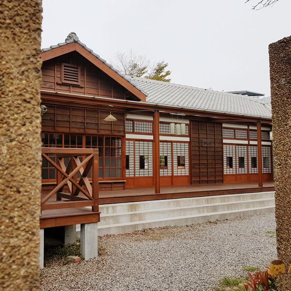 台中市 觀光 觀光景點 清水公學校日式宿舍群