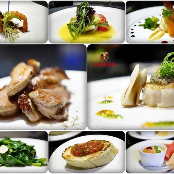 台中市 餐飲 法式料理 凱炎鐵板燒