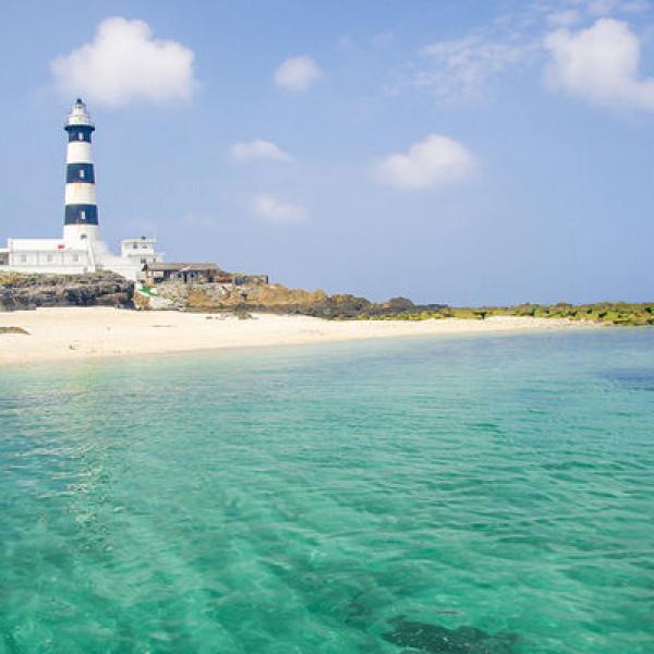 澎湖縣 觀光 觀光景點 目斗嶼燈塔