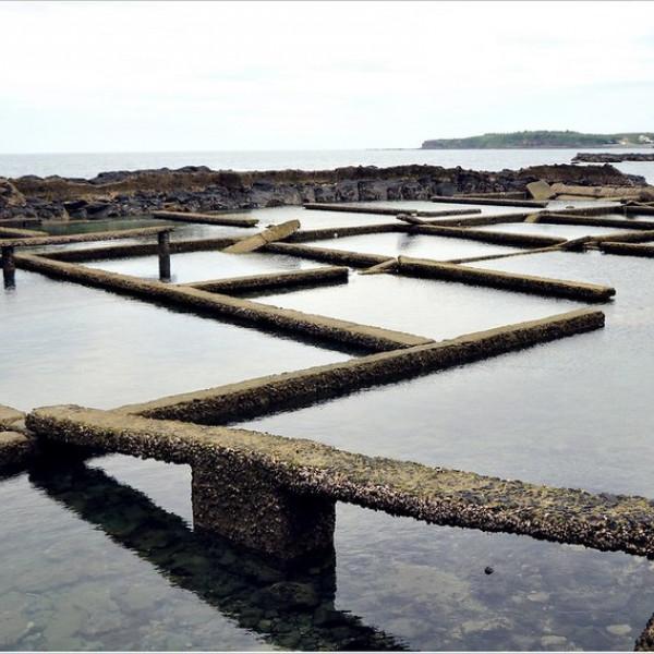澎湖縣 觀光 觀光景點 池西岩瀑(九孔瀑布)