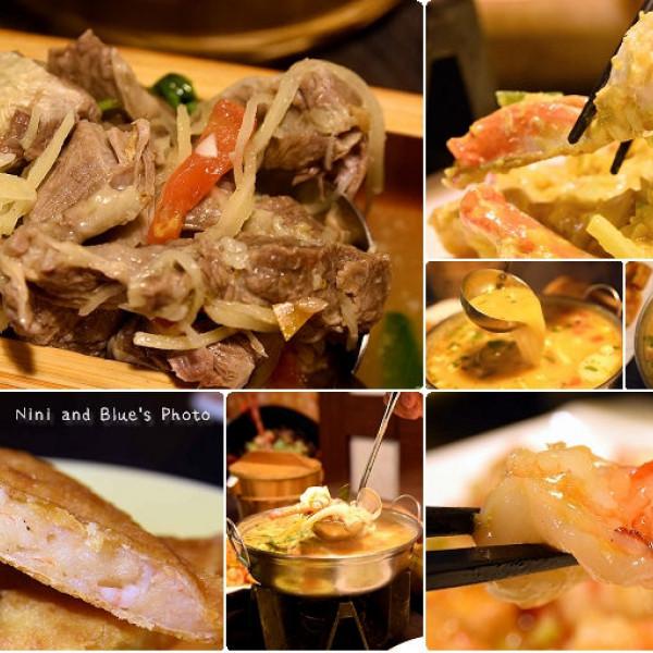 台中市 餐飲 泰式料理 云禾-雲南泰國菜