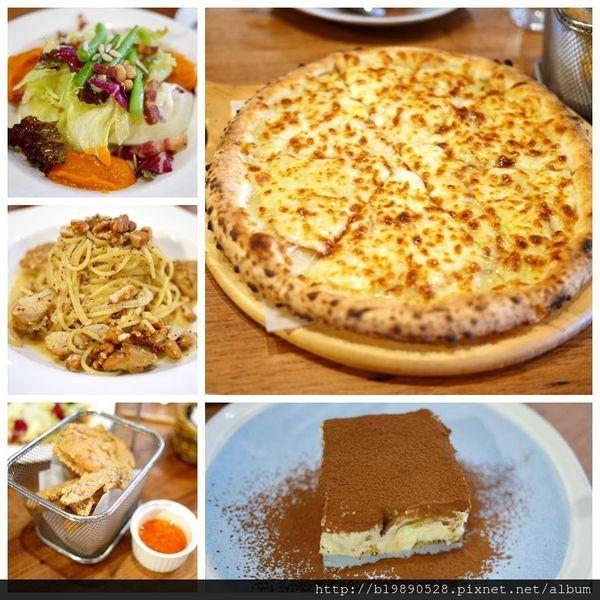 新竹縣 餐飲 義式料理 薄多義竹北店