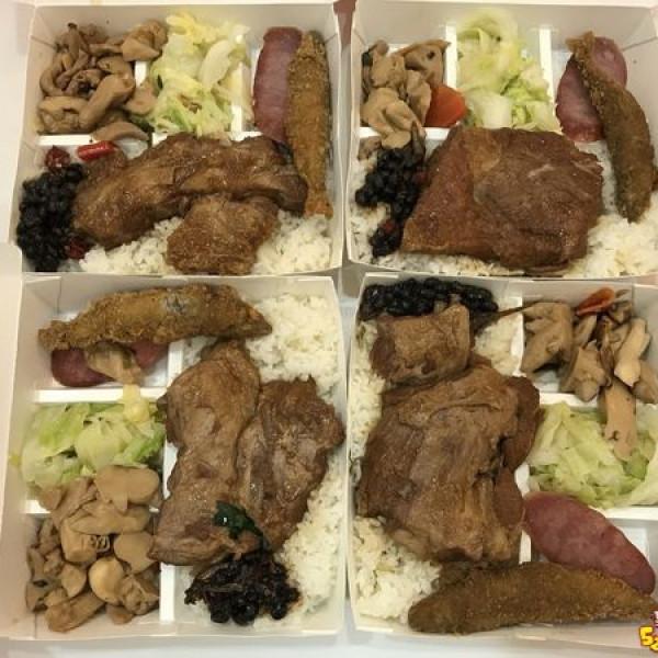 台中市 餐飲 中式料理 金鶴便當