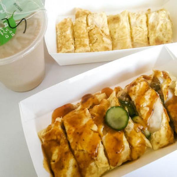 台南市 餐飲 早.午餐、宵夜 西式早餐 少爺手作蛋餅專賣