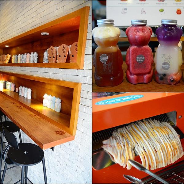 台南市 餐飲 夜市攤販小吃 魷樂園