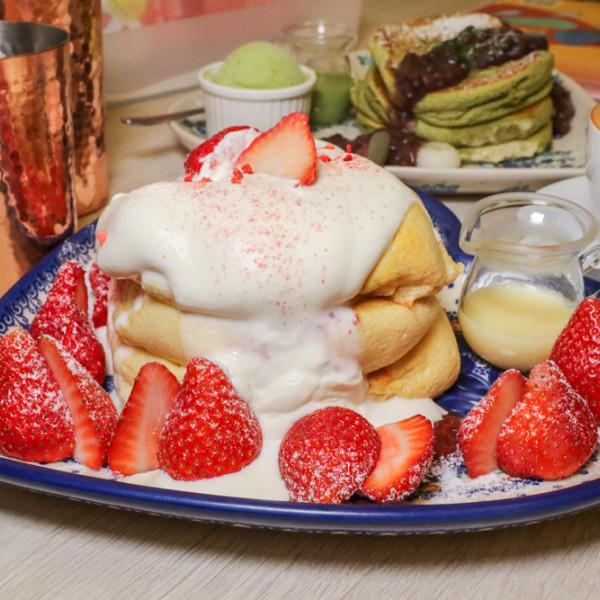 台南市 餐飲 多國料理 其他 Autumn舒芙蕾熱·鬆餅