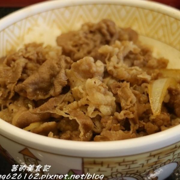新北市 美食 餐廳 異國料理 日式料理 Sukiya すき家(三重菜竂)