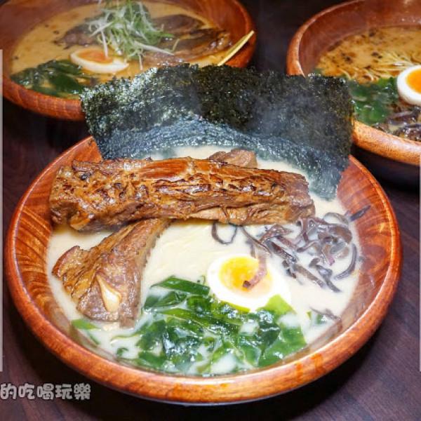 台中市 餐飲 日式料理 拉麵‧麵食 頑者炙燒拉麵