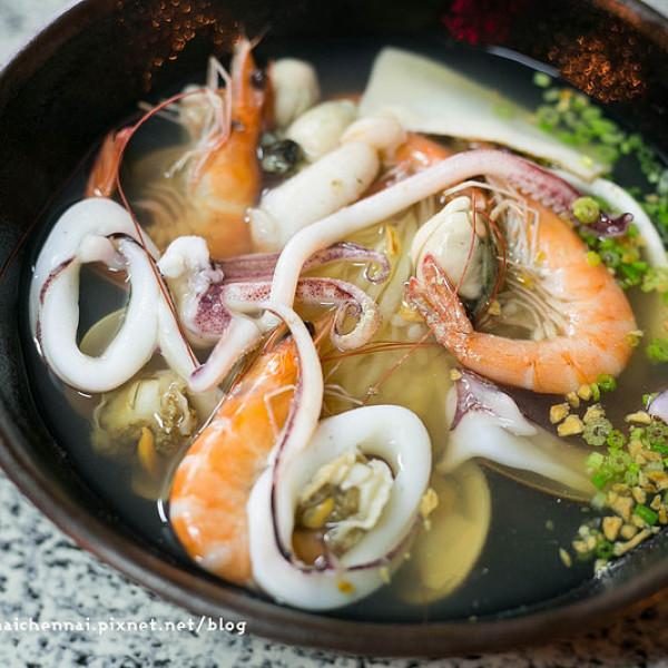 台南市 餐飲 麵食點心 佰九海產粥