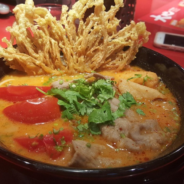 台北市 餐飲 多國料理 其他 瓦城大心新泰式麵食 微風南京店