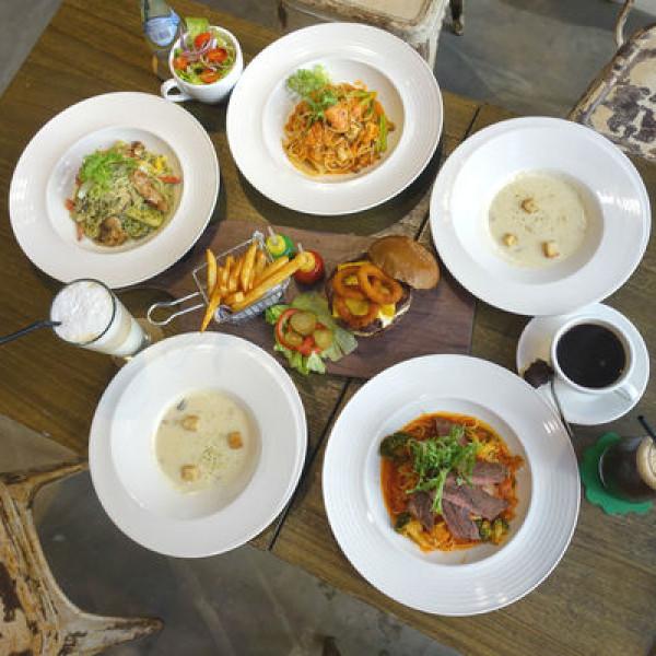 台北市 餐飲 咖啡館 T-Park Café&eatery