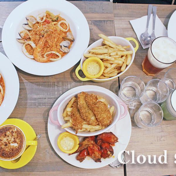 台北市 餐飲 義式料理 Cloud 9 Cafe 信義店