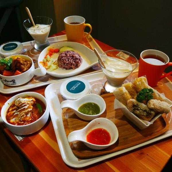 台北市 美食 餐廳 異國料理 南洋料理 家咖哩 (安和店)