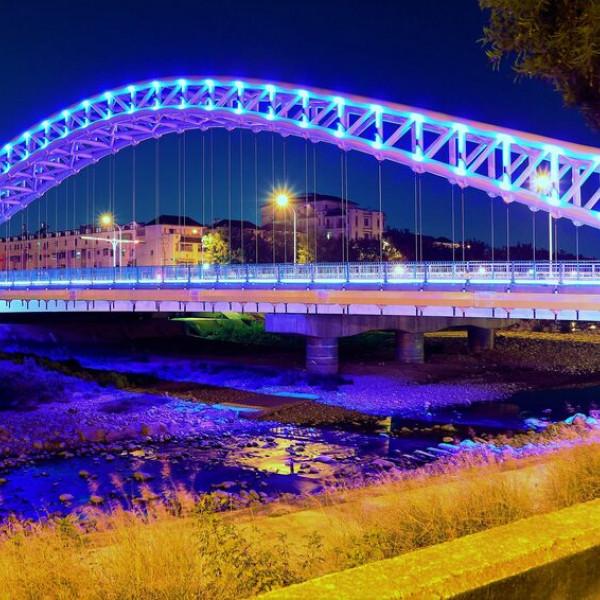 台中市 觀光 觀光景點 海天橋