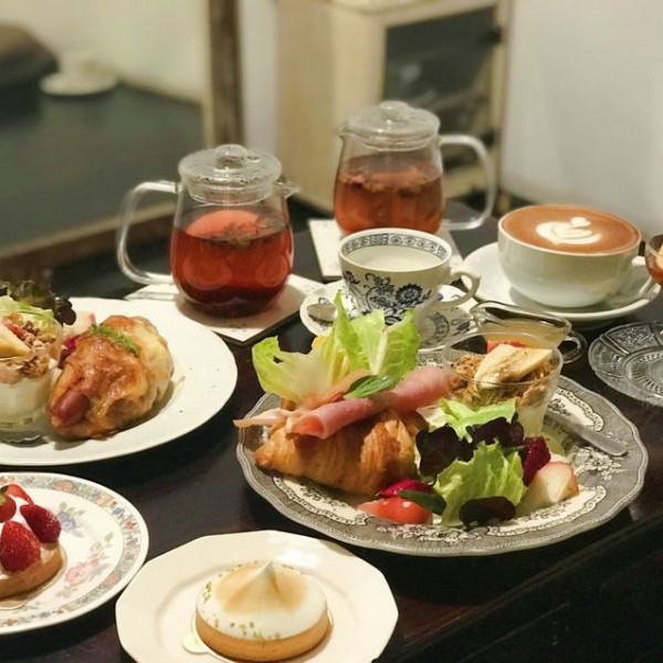 新北市 餐飲 飲料‧甜點 甜點 merci créme