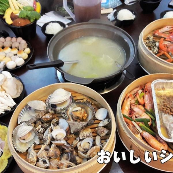 台南市 餐飲 鍋物 其他 順隆發蒸籠海鮮鍋 新鮮現撈的清蒸海鮮火鍋