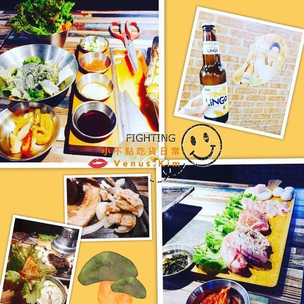 台北市 美食 餐廳 異國料理 韓式料理 咚咚家dondonga韓式豬肉專賣