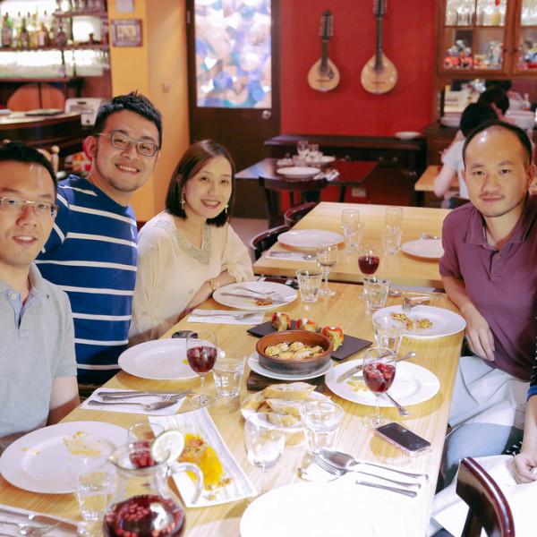 台北市 餐飲 多國料理 西班牙料理 La Caja de Musica樂盒子