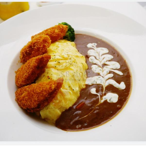 新北市 餐飲 日式料理 S.B.store 日式洋食館