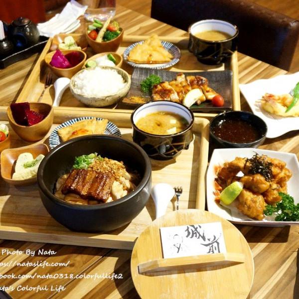 台南市 餐飲 日式料理 壽司‧生魚片 城前料理亭 旬膳 魚生 握壽司 碳烤