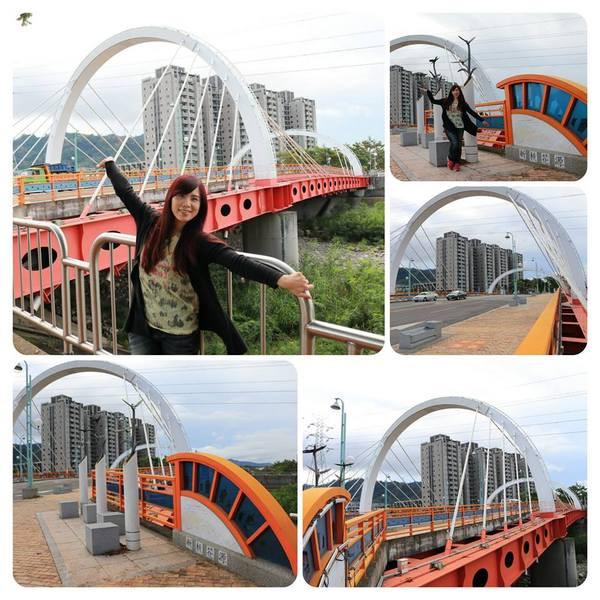 台中市 觀光 觀光景點 新桃花源橋